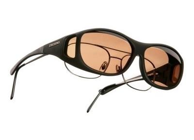 Cocoons Okulary przeciwsłoneczne noszone na optyczne