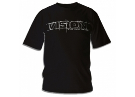 Vision Cult T-Shirt Black