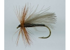 CDC Black Caddis