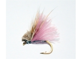 Purple CDC Hair Caddis