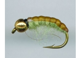 GH Tungsten Green Caddis