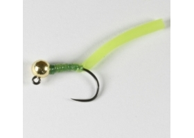 Squirmy Worm Parkinson Chartreuse