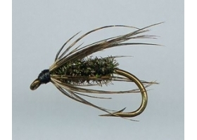 Soft Hackle Partridge and Herl