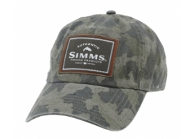 Simms Single Haul Cap - Simms Camo
