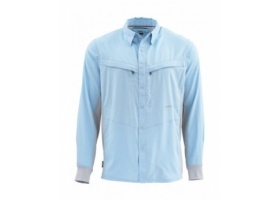 Koszula Simms Intruder BiComp LS Shirt Light Blue