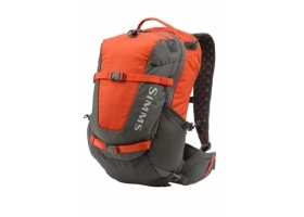 Simms Headwaters Full Day Pack Fury Orange