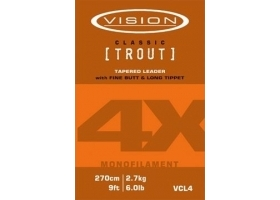 Vision Classic Trout Leader