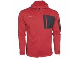 Taimen Polartec Power Stretch Hoody Jacket - Heart Throb