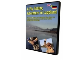 A Fly fishing Adventure in Lappland DVD