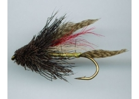Muddler Minnow Dark