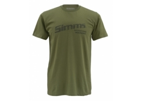 Simms Working Waders Olive T-shirt