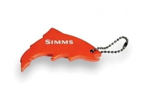 Brelok otwieracz Simms THIRSTY TROUT KEYCHAIN Orange