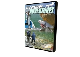 Fly fishing Adventures  DVD