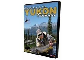 Fly fishing in the Yukon, Canada DVD - film