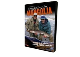 Fly fishing in Mongolia DVD - film