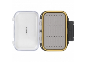 Taimen Waterproof View Fly Box EG X-Small