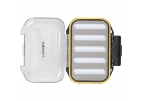 Taimen Waterproof View Fly Box Micro SF