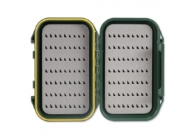 Taimen ABS Waterproof Pocket Fly Box EG Green