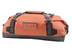 Simms Dry Creek Duffel M Bright Orange