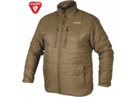 Kurtka Traper Oregon Brown PrimaLoft