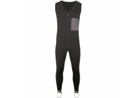 Taimen Polartec Power Stretch Bibs - Black
