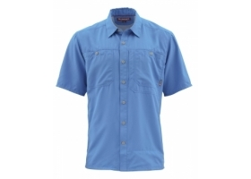Koszula Simms Ebb Tide SS Shirt Harbor Blue New