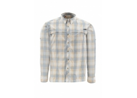 Koszula Simms Stone Cold Shirt Slate Blue Plaid