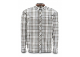 Koszula Simms Stone Cold Shirt Moonstone Plaid