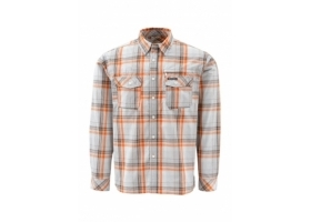 Koszula Simms Kenai Shirt Grey Plaid