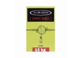 Vision  Micro Tippet Rings 12kg
