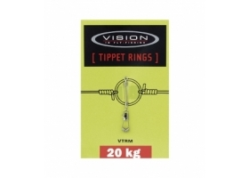 Vision  Micro Tippet Rings 20kg