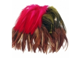 Strung Saddles Hackle