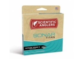 Sznur Scientific Anglers Sonar Titan WF-S5 - Int / Sink 3 / Sink 5