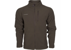 Taimen Polartec Thermal Pro Full Zip Jacket Turkish Coffee