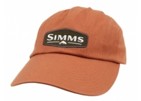 Simms Double Haul Cap Simms Orange