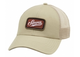 Simms Retro Trucker Cap - Cork