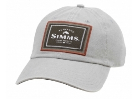Simms Single Haul Cap - Granite