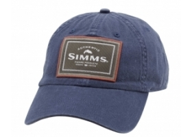 Simms Single Haul Cap - Admiral Blue