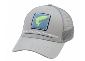 Simms Tarpon Icon Trucker - Granite