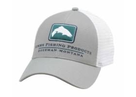 Simms Trout Icon Trucker - Granite