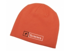 Czapka Simms Lockup Beanie Orange