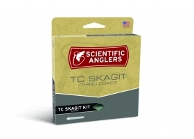 Scientific Anglers TC Skagit Extreme Multi Tip Kit floating - głowica pływająca + tipy