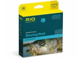 Głowica RIO Outbound Short Shooting Head Clear Intermediate