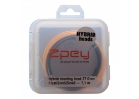 Zpey Hybrid Shooting Head Float/Sink5/Sink6 - głowica