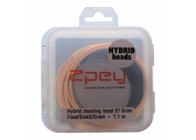 Zpey Hybrid Shooting Head Float/Sink3/Sink4 - głowica