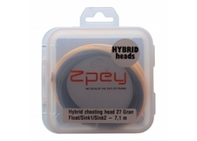 Zpey Hybrid Shooting Head Float/Sink1/Sink2 - głowica