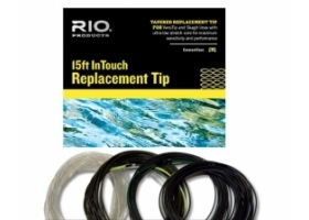RIO InTouch 15ft Replacement Tips - tonący DC 6