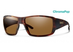 Okulary Polaryzacyjne Smith Optics Guide Choice Matte Havana Polar Brown ChromaPop szklane