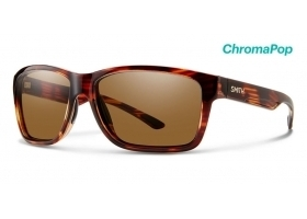 Okulary Polaryzacyjne Smith Optics Drake Tortoise Polar Brown ChromaPop szklane