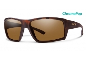Okulary Polaryzacyjne Smith Optics Challis Matte Tortoise Polar Brown ChromaPop szklane